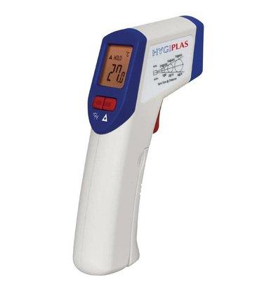 Hygiplas Thermometer Infrarood | -20 tot +320°C |  Incl. 9V Batterij