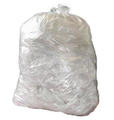 Jantex Vuilniszakken Transparant | 15kg | Per 200 Stuks