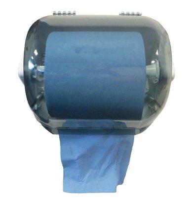 Jantex Plastic Muurdispenser | Voor Grote Rollen | Heavy Duty | 500x360mm