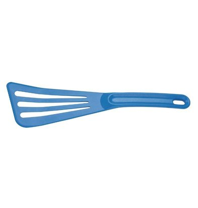 Mercer Culinary Geperforeerde Spatel | Glas Versterkt Nylon | 305(l)mm | Blauw