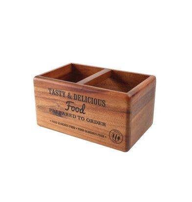 T&G Woodware Tafelorganizer + Krijtbord | T&G Woodware | 270x170x140(h)mm