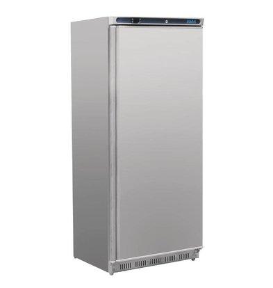 Polar Stainless Steel Freezer - 600 Liter - 78x69x (H) 189cm - 2 Years Full Warranty