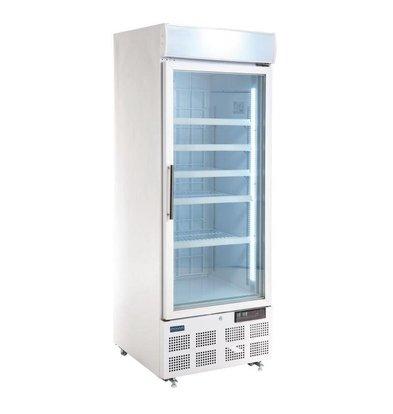 Polar Display Freezer - 68x74x (h) 204cm - 420 Liter