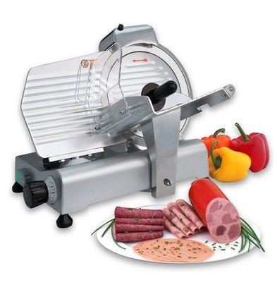 Saro Elektrische Vleessnijmachine | 230V | 150W | Ø250mm | 520x460x(h)380mm