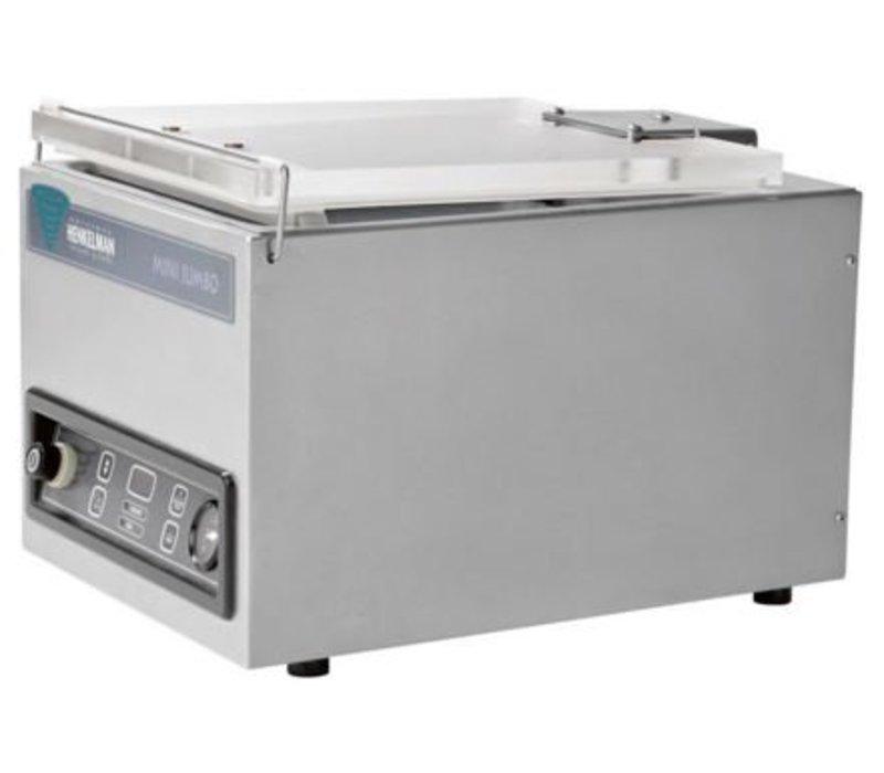 Henkelman Vacuum Machine Mini Jumbo | Henkelman | 004m3 / sec 25-60 | Dim. 310x280x room (H) 85mm