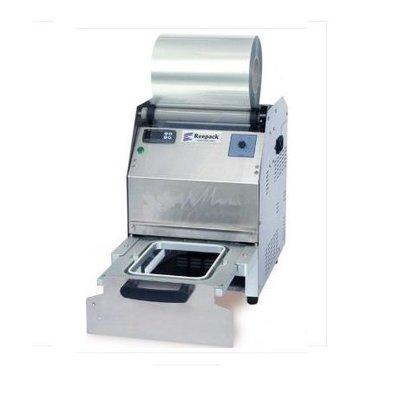 Duni Verpakkingsmachine DF22/22F | Semi-Automatisch | 1400 N | 240mm rollen