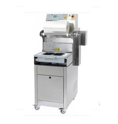 Duni Verpakkingsmachine DF44 | Semi-Automatisch | 7000 N | 400V | 470mm rollen