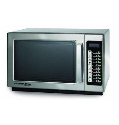 Menumaster RFS microwave 518TS   2,7kW   Use 50 to 200 times per day   551x533x365 (h) mm