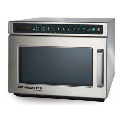 Menumaster Microwave DEC 14E2   2,3kW   Use> 200x per day   419x578x343 (h) mm