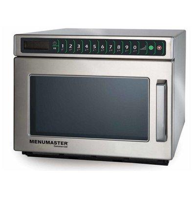 Menumaster Microwave DEC 18E2   2,9kW   Use> 200x per day   419x578x343 (h) mm