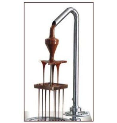 XXLselect ChocoHot-Effect 5   voor ChocoHot Chocoladekraan