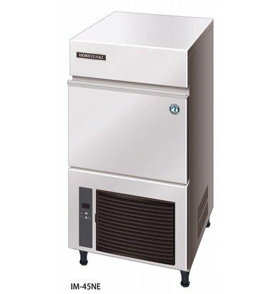 Hoshizaki Ice maker 40 kg / 24 hours | Hoshizaki IM-45NE-HC | R290 Natural Refrigerant | Storage 18 kg | Ice blocks size S / L