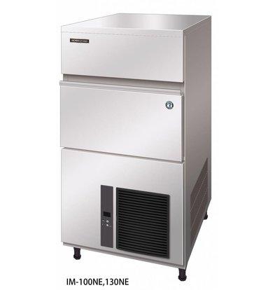 Hoshizaki Ice cube machine 105kg / 24h | Hoshizaki IM-100NE-HC | R290 Natural Refrigerant | Ice blocks size S / L