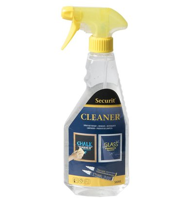 Securit Chalkboards Spray for easy cleaning chalk boards - 500 ml