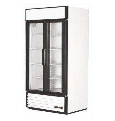 True Koelkast Glazen deur dubbel - 995 Liter - GDM-35 - 5 Jaar garantie - 100x75x(h)199cm