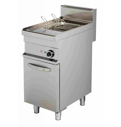 Combisteel Pasta Cooker Electric | 14 Liter | 4,5 kW / 400V | 400x700x900 (h) mm