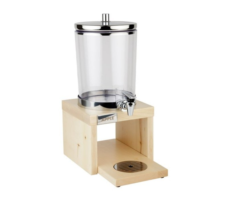 APS FSE Sapdispenser APS Naturel | 6 Liter | 1 Koeler | 355x220x500(h)mm