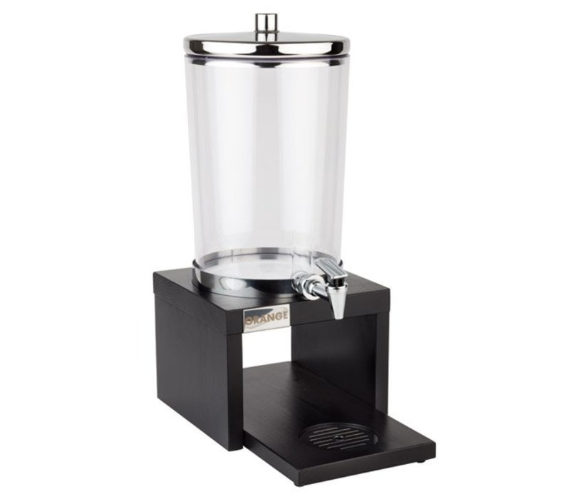 APS FSE Sapdispenser APS Zwart | 6 Liter | 1 Koeler | 355x220x500(h)mm