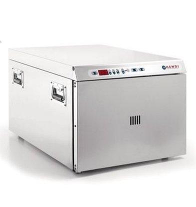 Hendi Lage Temperatuur Oven   1200W   tot +100/+120°C   495x690x415(h)mm