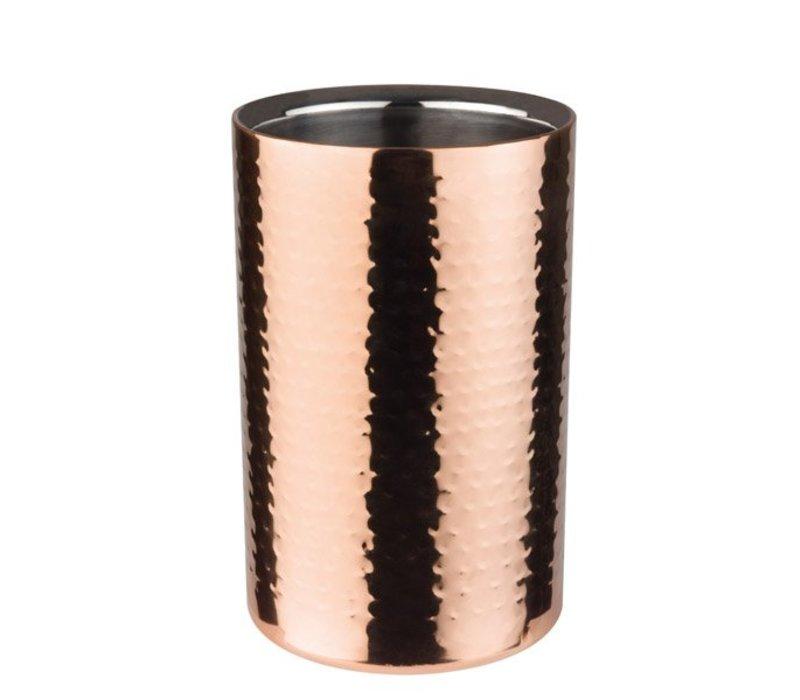APS FSE Wijnkoeler Koperkleurig | Dubbelwandig | Cupper | Ø120x200(h)mm