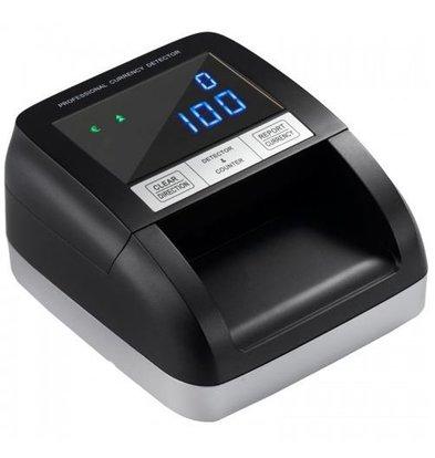 XXLselect Counterfeit detector 330LED | Checks on 6 Ways / 0.5 Sec | LED Screen