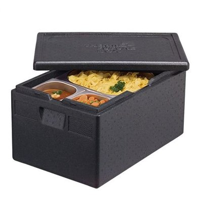 XXLselect Thermo Cateringbox - GN1 / 2 | 100mm - Thermo Future Box - Stackable