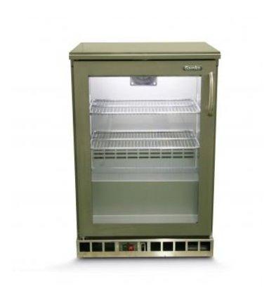 Gamko Glazenvriezer 80 Glazen | Gamko MF/110LGCS | Glasdeur Linksdraaiend | 602x516x905mm