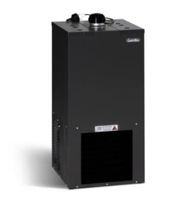 Gamko Beer Cooler Black | Gamko BKG50 / 54 | Standing Model | 400x400x890mm