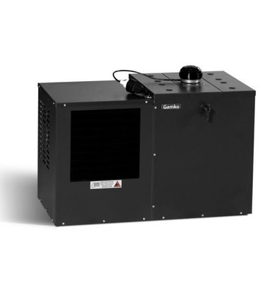 Gamko Bierkoeler Zwart | Gamko BKG50/54L | Liggend Model | 780x400x600mm