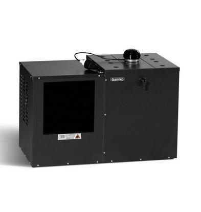 Gamko Beer Cooler Black | Gamko BKG50 / 87L | Lying Model | 880x500x585mm