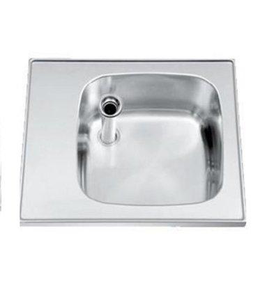 Gamko Buffet Journal RVS + Sink | Gamko ST SB60 | Around Motif | 500x600mm | STAR-Line