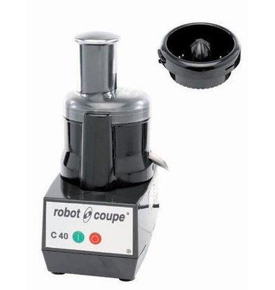 Robot Coupe Automatische Zeef | Robot Coupe C40 | 500W | Snelheid 1.500 RPM