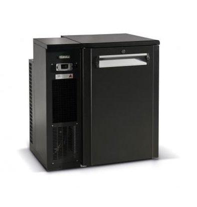 Gamko Fust Cooling 1-Door | Gamko FK2-25 / 4L | Chiller Links | LED Lighting | 880x567x860 / 880mm