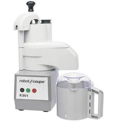 Robot Coupe Combi Cutter & Groentesnijder   Robot Coupe R301   650W   3,7 Liter   Snelheid: 1.500 RPM