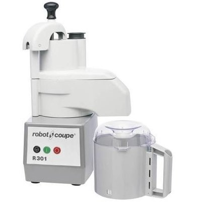 Robot Coupe Combi Cutter & Vegetable Cutter | Robot Coupe R301 | 650W | 3.7 Liter | Speed: 1500 RPM