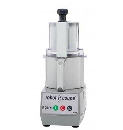Robot Coupe Combi Cutter & Groentesnijder  Robot Coupe R201 XL   550W   2,9 Liter   Snelheid: 1.500 RPM