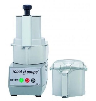 Robot Coupe Combi Cutter & Vegetable Cutter | Robot Coupe R211 XL | 550W | 2.9 Liter | Speed: 1500 RPM