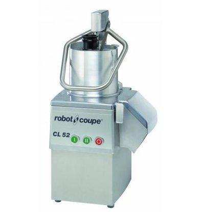 Robot Coupe Groentesnijder   Robot Coupe CL55   400V   tot 700Kg/uur   2 Snelheden: 375 & 750 RPM