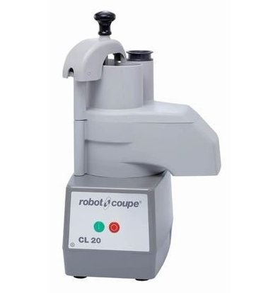 Robot Coupe Vegetable Cutter | Robot Coupe CL20 | to 40Kg / h | Speed: 1500 RPM