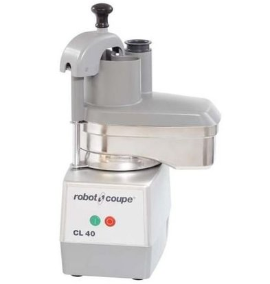 Robot Coupe Vegetable Cutter | Robot Coupe CL40 | to 80Kg / h | Speed: 500 RPM