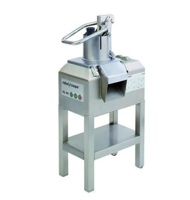 Robot Coupe Vegetable Cutter | Robot Coupe CL60 Jack | 400V | 2 speeds: 375 and 750 RPM