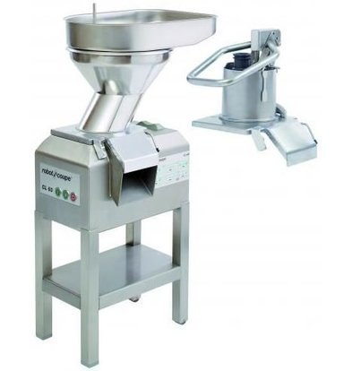Robot Coupe Vegetable Cutter | Robot Coupe CL60-2 | 2 Openings | 400V | jack | 2 speeds: 375 and 750 RPM