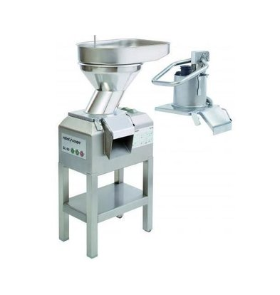 Robot Coupe Vegetable Cutter | Robot Coupe CL60VV | Two inlet openings | Variable Speed: 100-1000 RPM