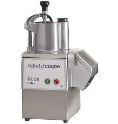 Robot Coupe Groentesnijder | Robot Coupe CL50 Ultra | 400V | tot 250Kg/uur | Snelheid: 375 & 750 RPM
