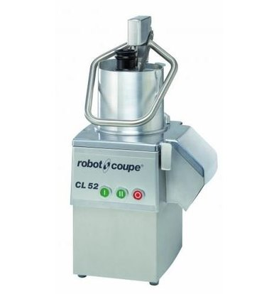 Robot Coupe Vegetable Cutter | Robot Coupe CL52 | 400V | 2 speeds: 375 and 750 RPM