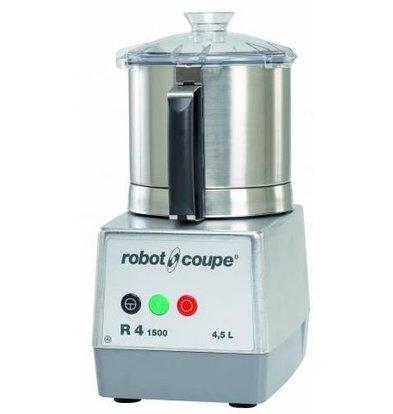 Robot Coupe Robot Coupe Cutter R4-1500 | 4,5 Liter | Tafelmodel | Snelheid: 1.500 RPM