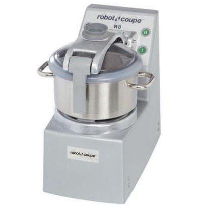 Robot Coupe Robot Coupe Cutter R8VV | 8 Liter | Tafelmodel | Variabele Snelheid: 300 - 3.500 RPM