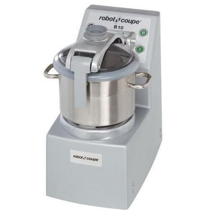Robot Coupe Robot Coupe Cutter R10VV | 11.5 Liter | tabletop | Variable Speed: 50-3000 RPM