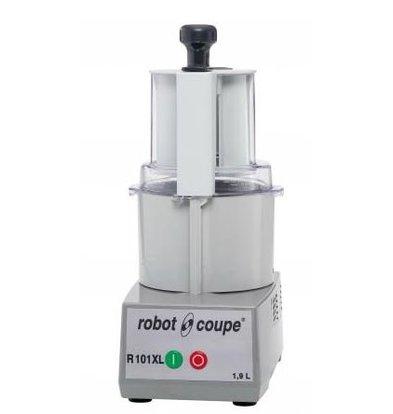 Robot Coupe Combi Cutter & Groentesnijder| Robot Coupe R101 XL | 450W | 1,9 Liter | Snelheid: 1.500 RPM