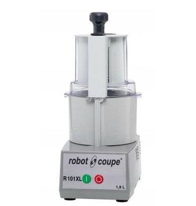 Robot Coupe Combi Cutter & Vegetable Cutter | Robot Coupe R101 XL | 450W | 1.9 Liter | Speed: 1500 RPM